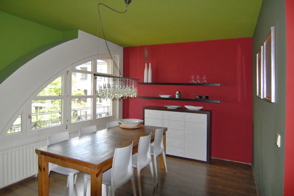 Berlin Kreuzberg Modern 4 Room Apartment With South Facing Balcony Guthmann Estate