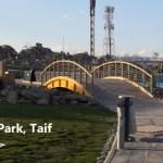 Ar Ruddaf Park, Taif City, Saudi Arabia