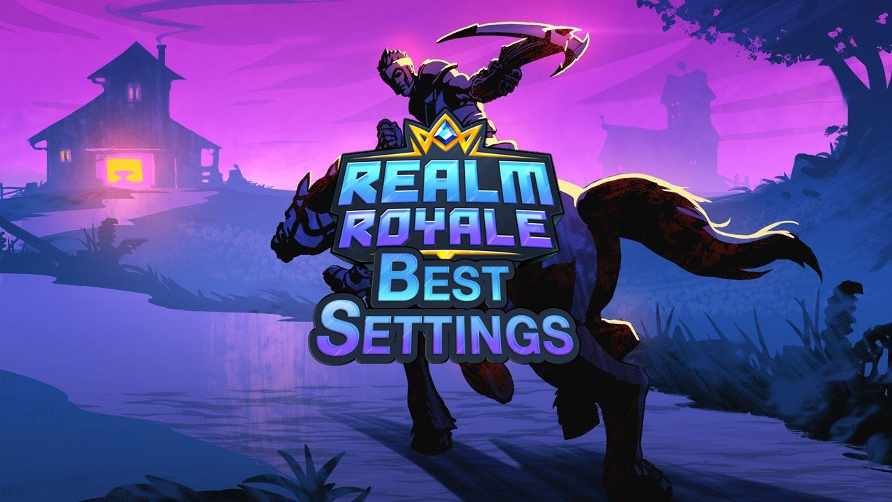 Cuisine Royale Guide Best Realm Royale Settings For Increased Performance Fps Boost