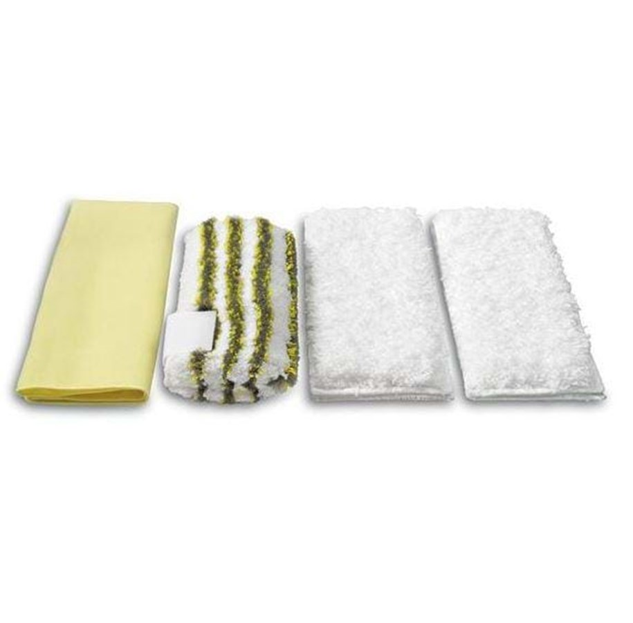 Kärcher Dampfreiniger Microfibre Cloth Kit For Bathroom - Badezimmer Bodentuch