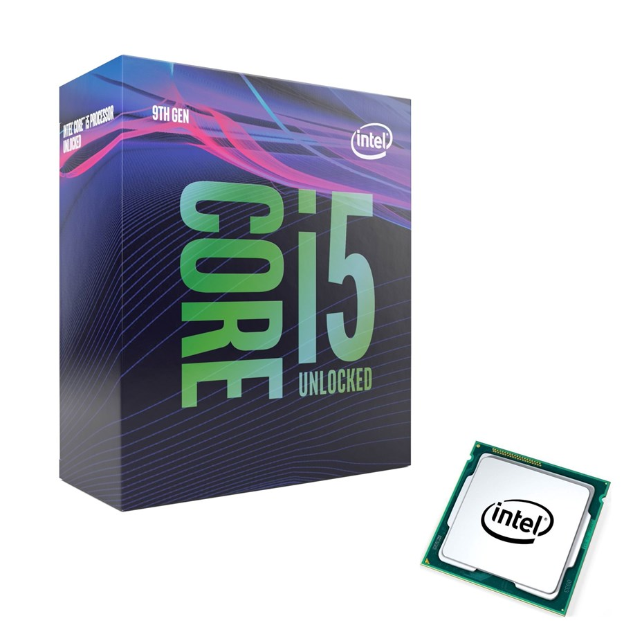 Cpu Sockel 1156 Intel Core I5 9600k Coffee Lake S Cpu 3 7 Ghz Intel Lga1151 6 Kärnor Intel Boxed