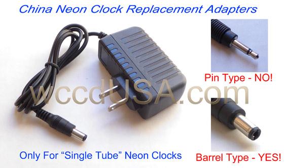 Neon Clock Wiring Diagram Wiring Diagram