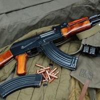 HOW MUCH FOR A KALASHNIKOV?