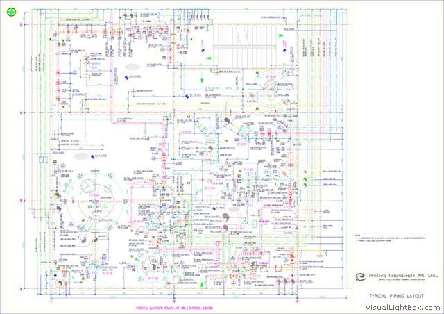 Piping Rack Layout Wiring Diagram