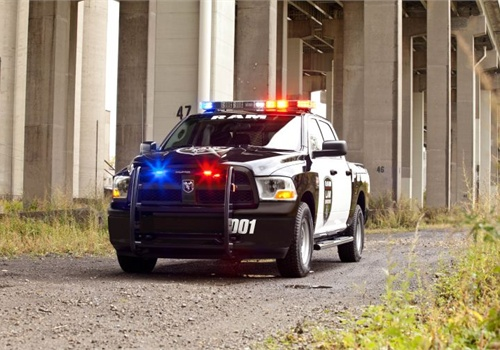 Chrysler Introduces Dodge Ram Police Truck for 2012 - Vehicle Ops