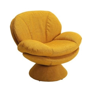 Recliner Stoel Stoel Pub Lounge Chair Czc1010 Yellow Protrade International