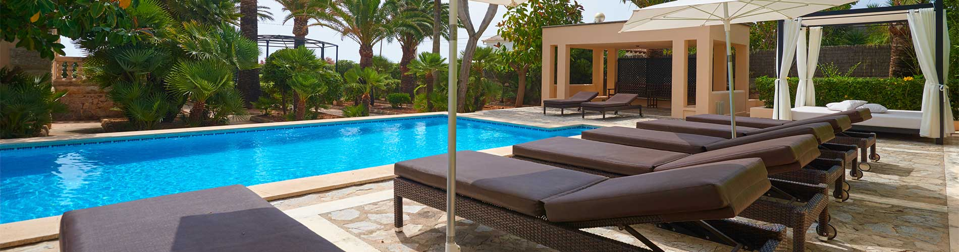 Holidays Villas Holiday Rentals In Majorca Villa Holidays Protur Villas