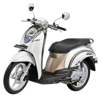 Scoopy In Retro Style