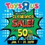 Toys R Us End Of Season Clearance Sale 2019 Until Jan