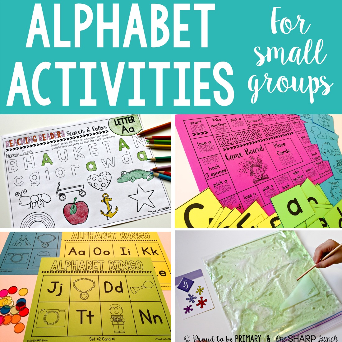 preschool small group literacy activities alphabet activities for small groups 840