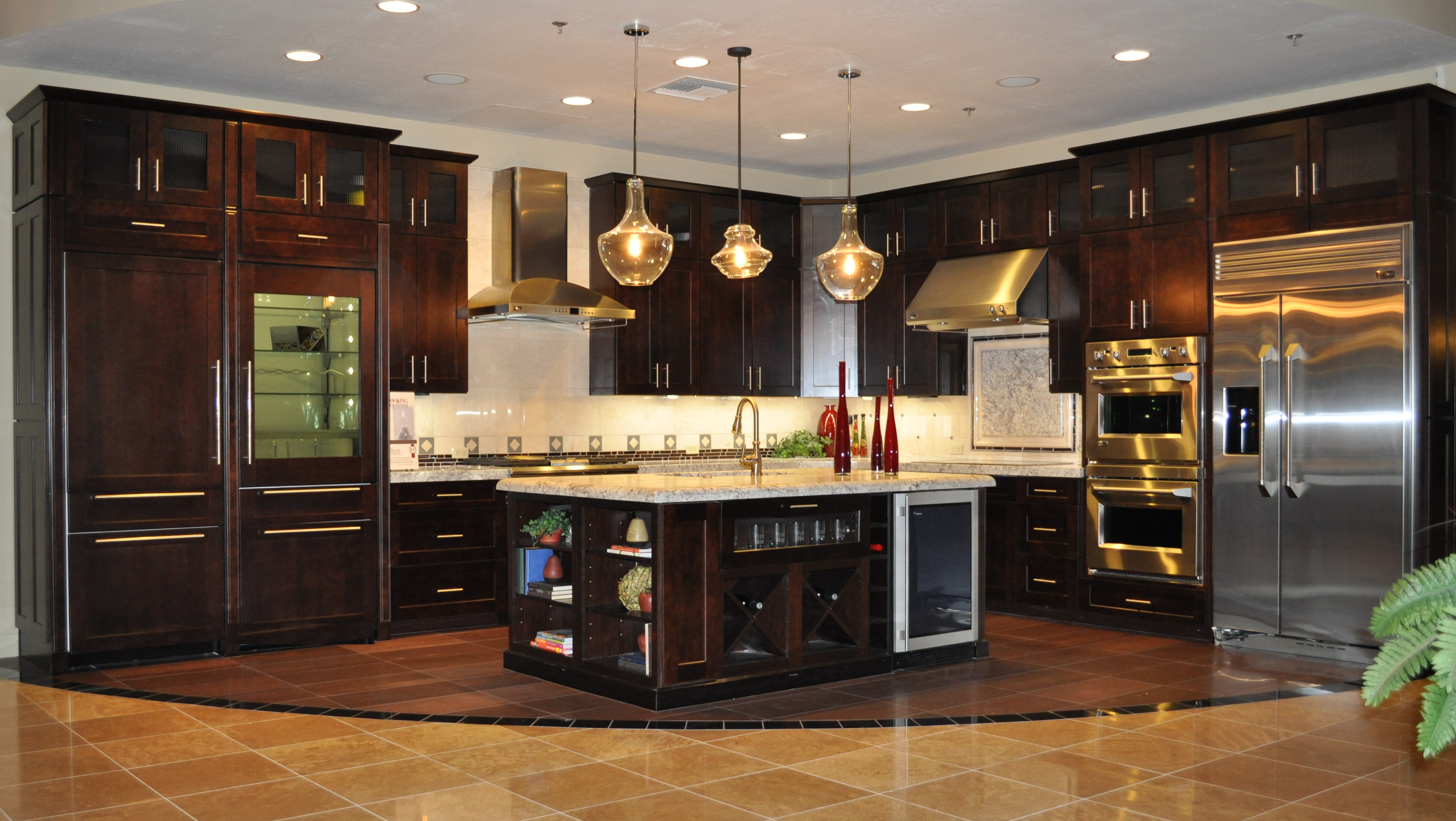 Kitchen Design Center Cabinets Fulton Homes