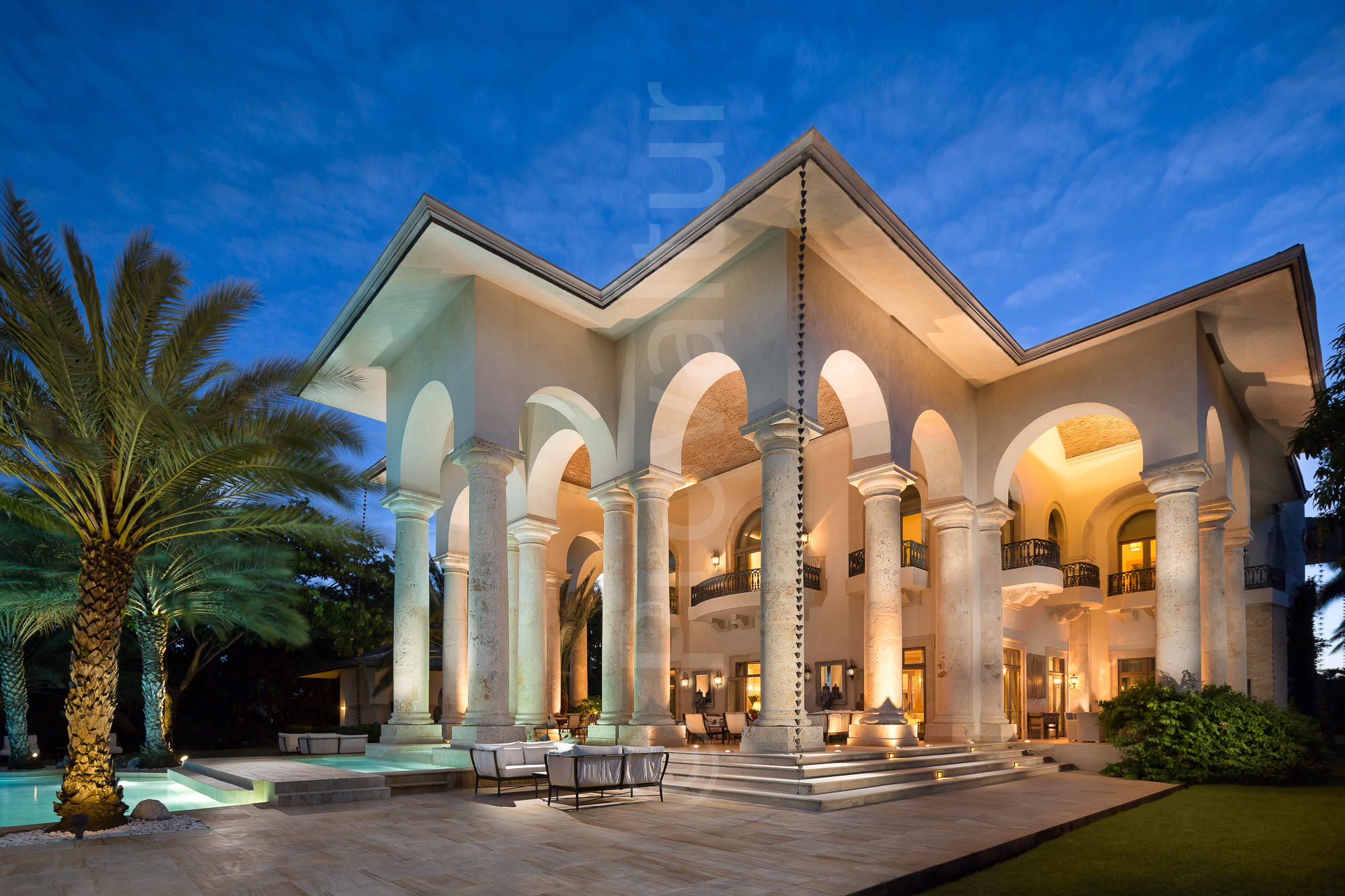 Villa Toscana Villa Toscana A Founder Mansion At Punta Espada Golf Course