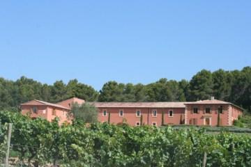 Domaine de La Brillane - built by Rupert Birch of Nothing but the Grape