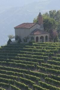 Scenic Piedmont countryside