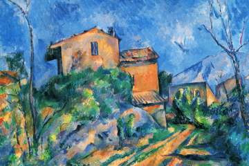 Cezanne Aix en Provence 12 July to 05 Oct