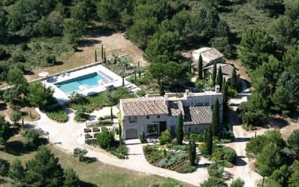 Eygalieres Villa Rental