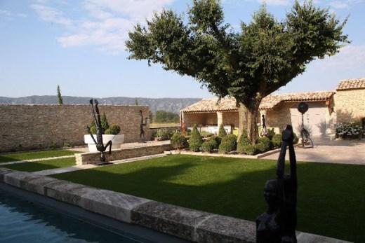 Provence Villa Rental Cabrieres D'Avignon20