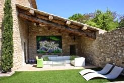 Provence Villa Rental Cabrieres D'Avignon3