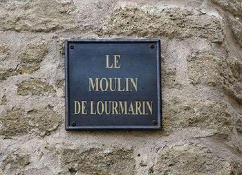 moulin de Lourmarin luberon provence