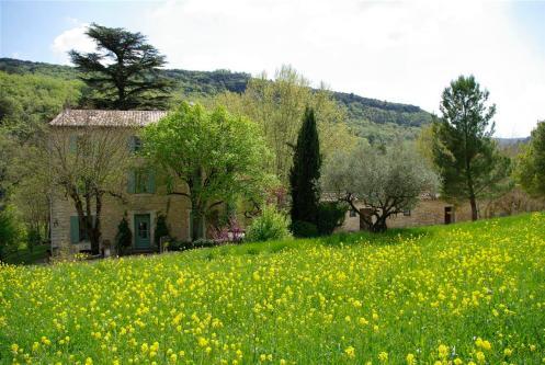 Auberge L'Aigue Brun Luberon Provence
