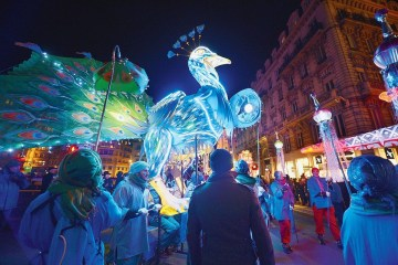 Fete de Lumiere Lyon 5-8 December