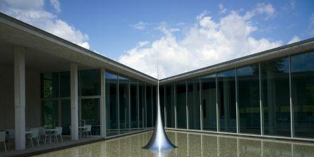 Tadao Ando visitor centre