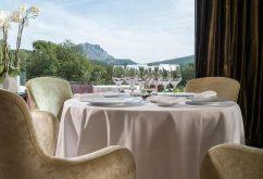Saint Esteve Restaurant, Le Tholonet