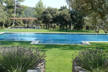 Ansouis luxury villa rental