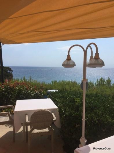 La Table de Nans La Ciotat Provence restaurant