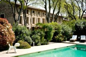 Jardin de Tim Eygalieres