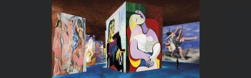 Picasso and the Spanish masters at Carrieres des Images until 6 Jan
