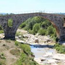 Pont Julien Roman Bridge