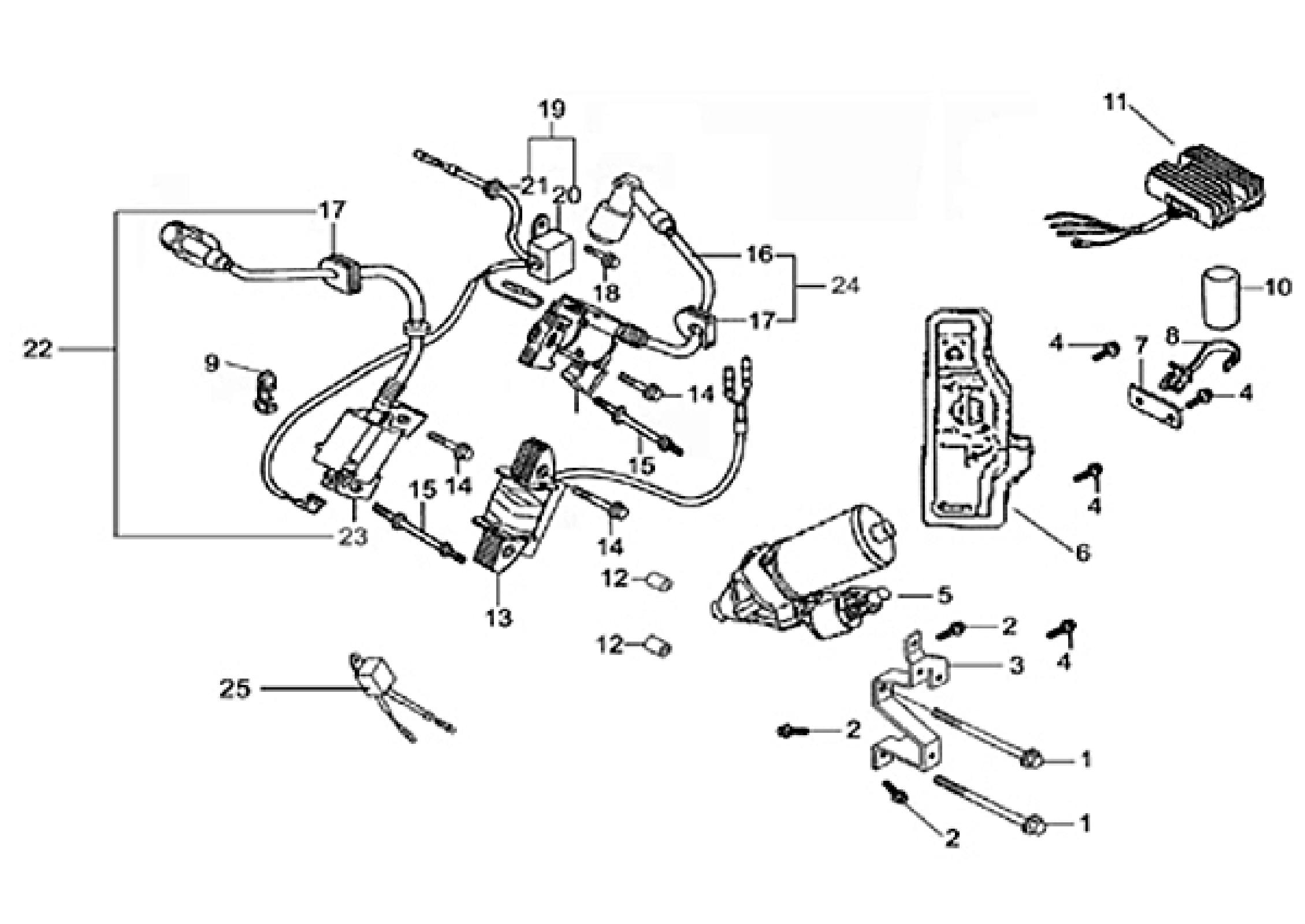 wiring diagram 2002 honda gx340 engine parts