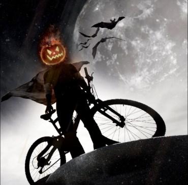 У п'ятницю, 28 жовтня, о 18:00 відбудеться велосипедний заїзд HalloweenNightRide