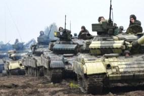 Як проходять стратегічні військові навчання в Україні