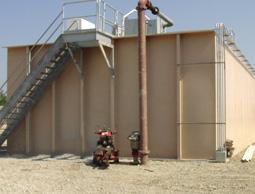 Pro Water Field Erect Treatment Plant