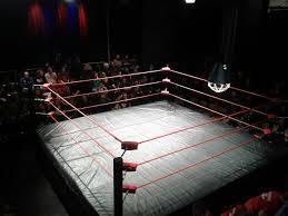 wrestlingring