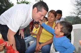 Amatlán y, Yanga con Juan Manuel Del Castillo para diputado