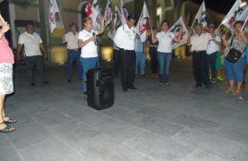 Arranca campaña Ivon Graciano candidata del Partido Cardenista en Córdoba