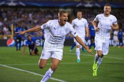 Los goles de los debutantes en Champions League