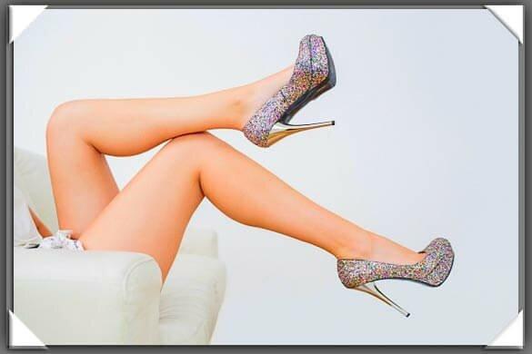 Неправильная обувь - причина хруста коленей