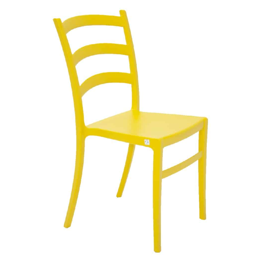 Stuhl Gelb Nadia Yellow Chair – Pr Seating