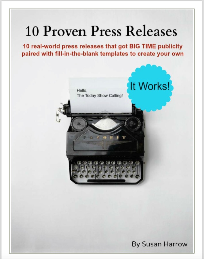 How to Write a Press Release That Gets The Media To Call