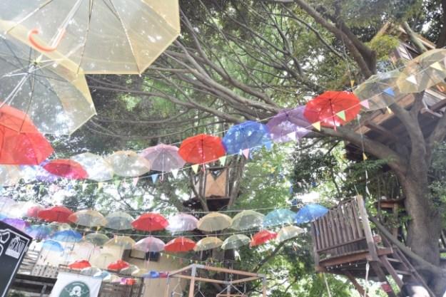 椿森コムナ傘の森1