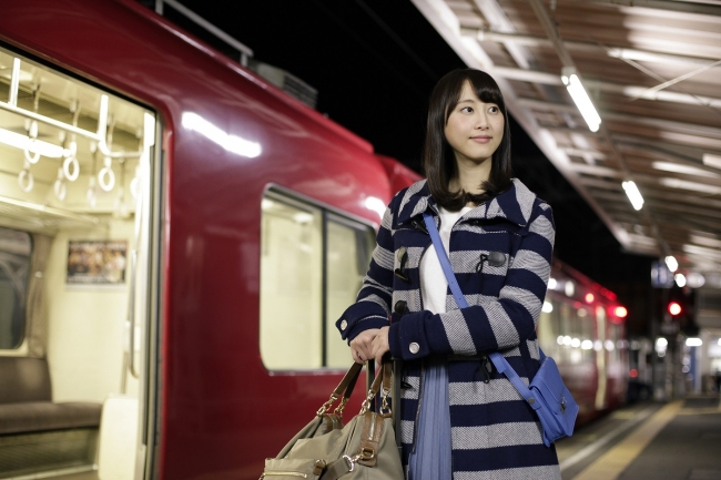 松井玲奈ら出演「名古屋行き最終列車」