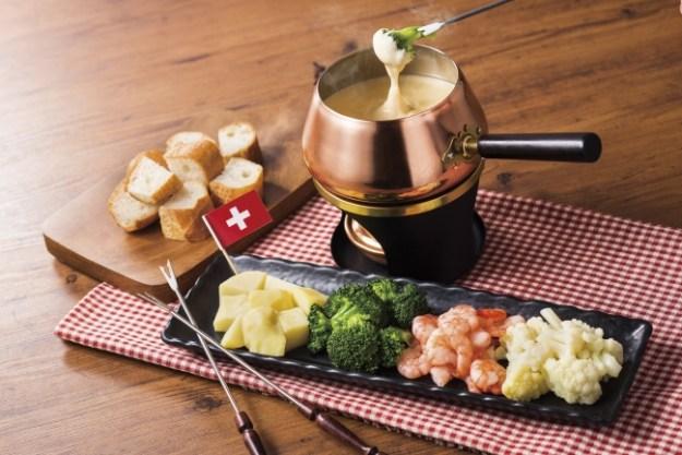 チーズフォンデュ ※ディナー限定