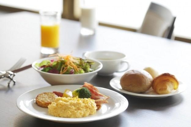 「ダイニング フェリオ」での朝食イメージ