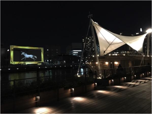水辺の映画祭(イメージ)