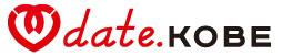 「date.KOBE」ロゴ