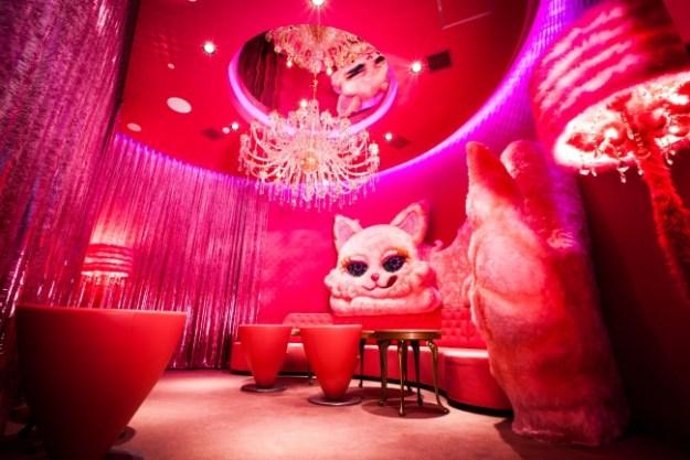 ピンクキャットルーム